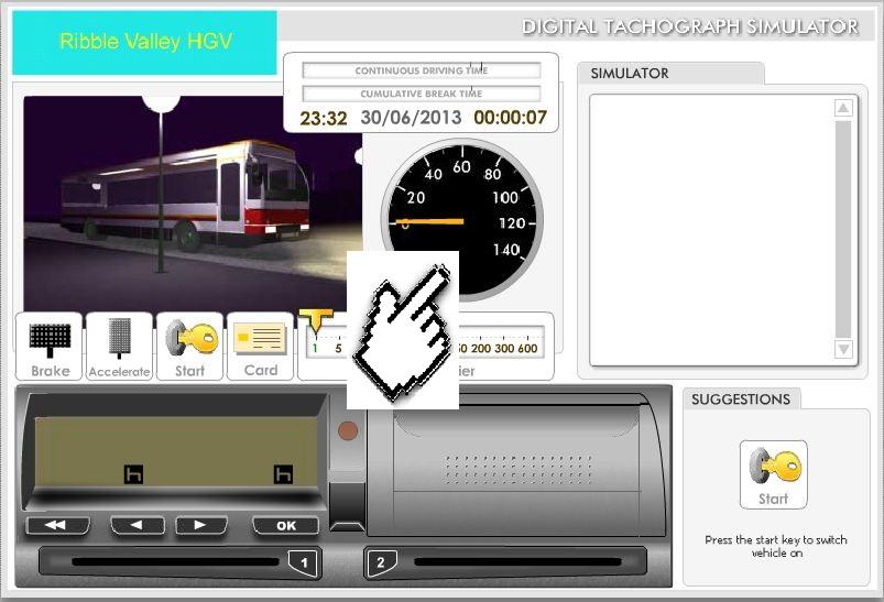 symulator tachograf – ROLMINEX